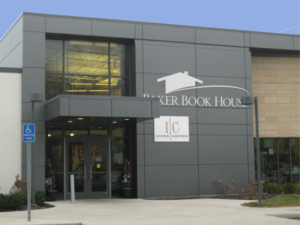 Glass Design Inc. - Baker Book House Grand Rapids MI 2