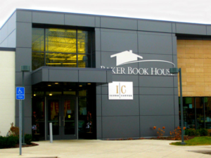 Glass Design Inc. - Baker Book House Grand Rapids MI(1)