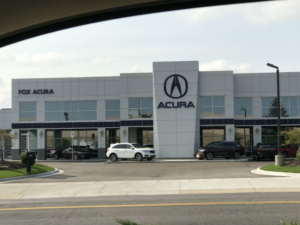 Glass Design Inc. Fox Acura Grand Rapids