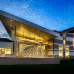 Glass Design Inc - Blue Water Convention Center, Port Huron