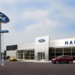 Glass Design Inc - Hart Ford Lincoln 1