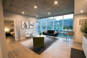 Glass Design Inc - Venue Tower