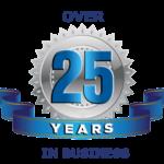 Glass Design Service Badge